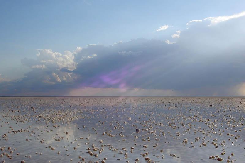 Солёное озеро Эльтон: круче, чем Мёртвое море