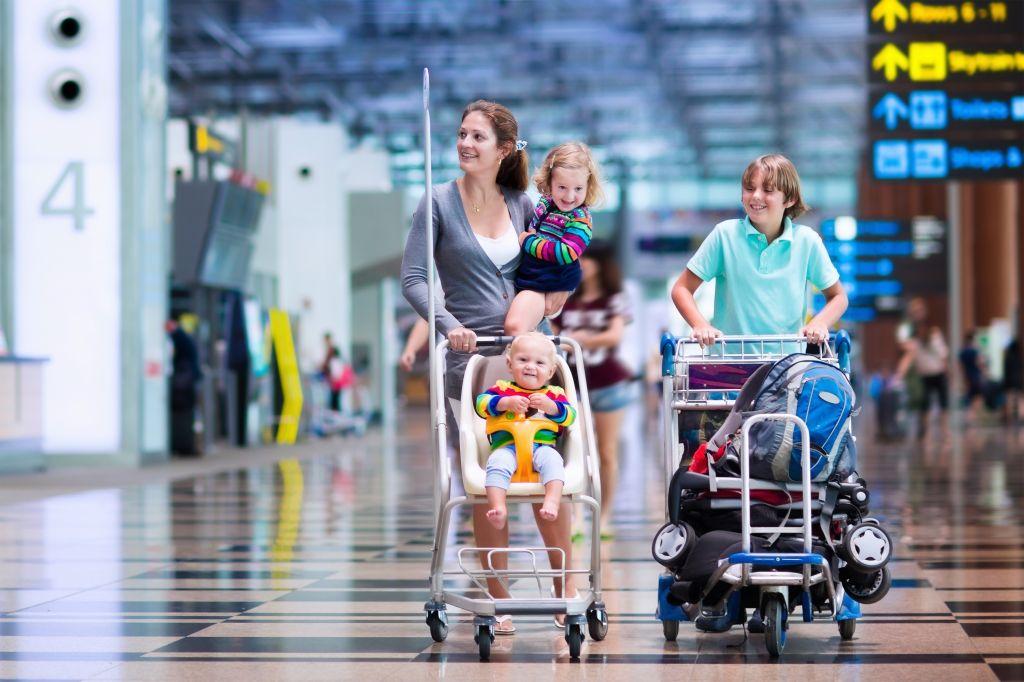 Процедура запрета выезда детей за границу