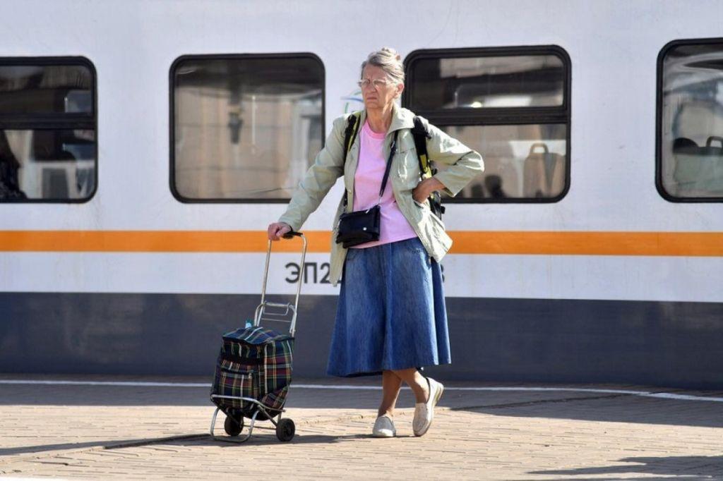 Льготный пенсионный билет за 220 рублей