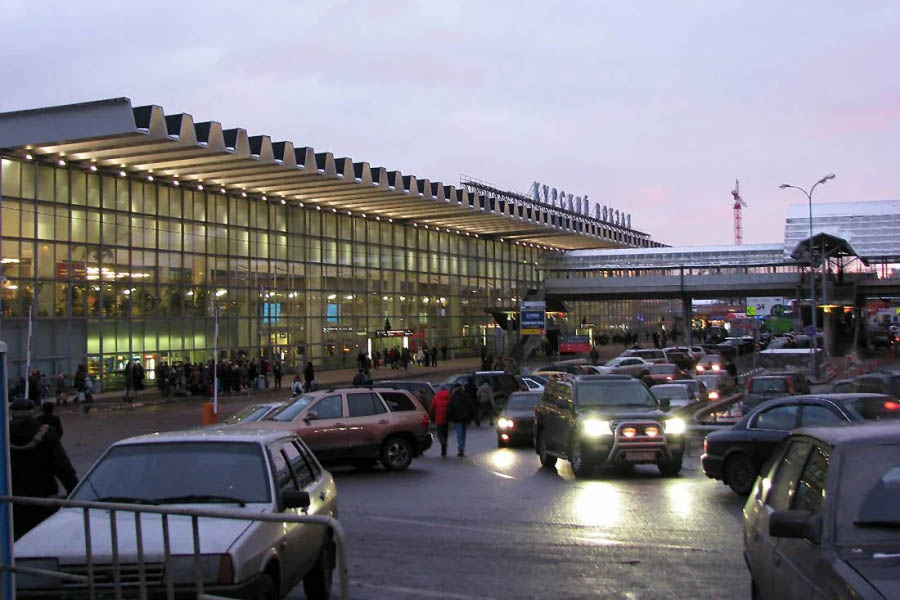 Курский вокзал проявить фото