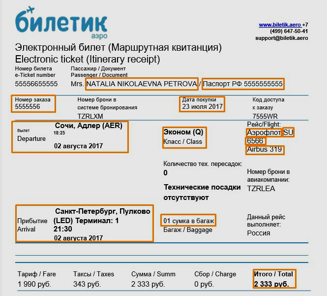 Нужно ли печатать электронный билет на самолет по россии купить билет из москвы в волгоград на поезд со скидкой