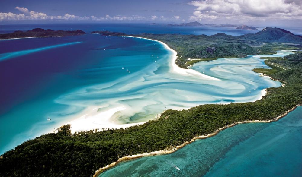 Самые красивые пляжи мира, скрытые от посторонних глаз