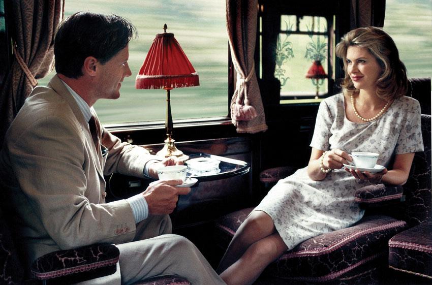 Употребление алкоголя в поезде