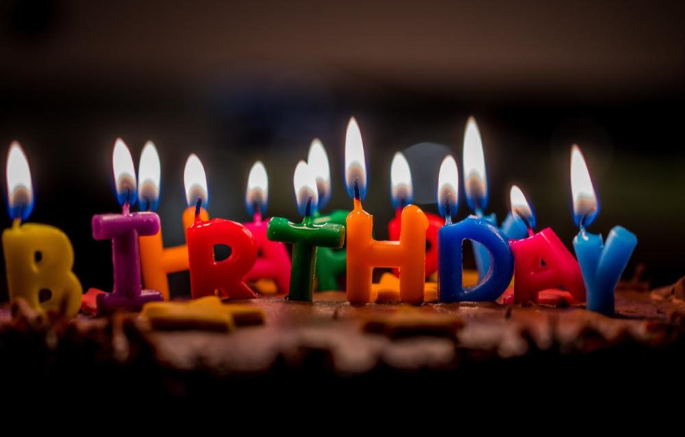 Открытка на день рожденья на рабочий стол