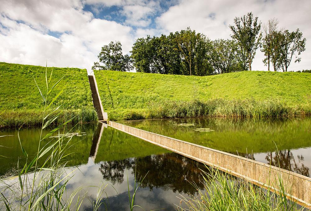 мост моисея в голландии фото такой простой, как