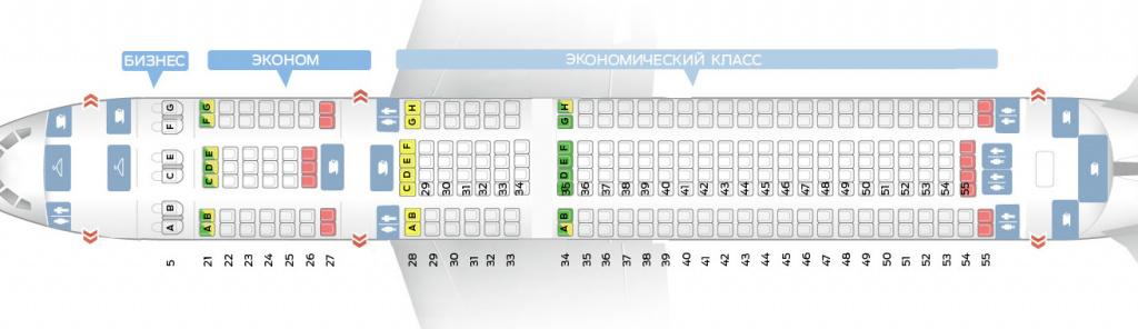 Схема самолета boeing 767 300 фото 961