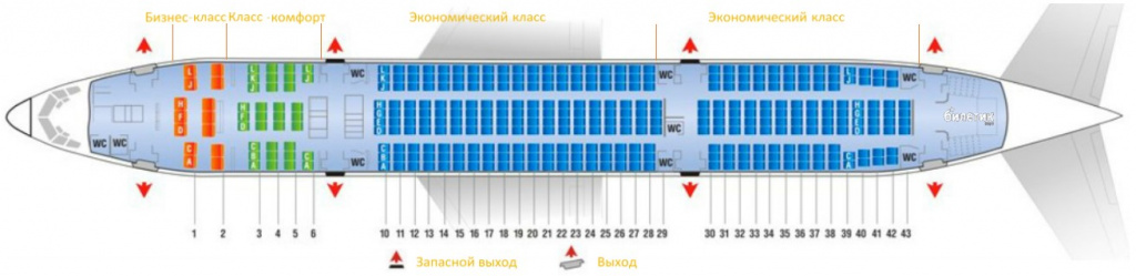 Схема самолета 777 200 норд винд фото 763