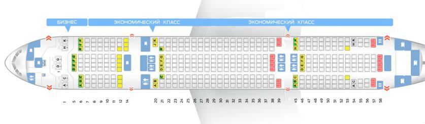 Схема самолета 777 200 норд винд фото 341