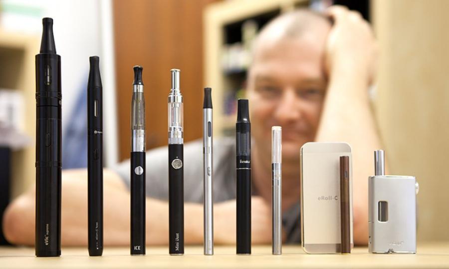Электронные сигареты в самолете в ручной клади