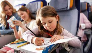 Детский билет на самолет с билеты на самолет адлер волгоград победа